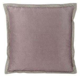Blissliving Home Caltha Purple Euro Pillow
