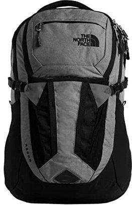 The North Face Recon (Zinc Grey Dark Heather/TNF Black) Backpack Bags