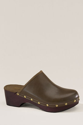 Lands' End Women's Darby Classic Low Clogs