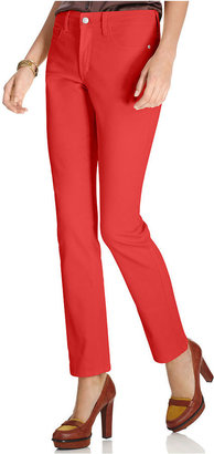 Not Your Daughter's Jeans Petite Jeans, Sheri Skinny Colored