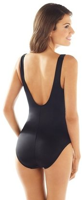 Miraclesuit for Chico's Hematite Jewel Box One Piece