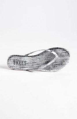 TKEES 'Face Paints' Flip Flop
