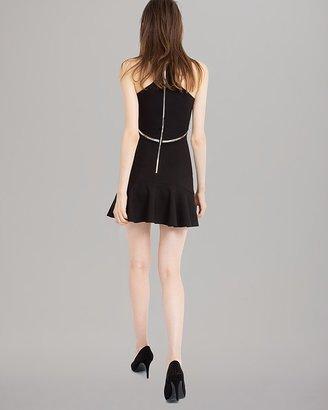 Maje Dress - Enigme Flounce Mini