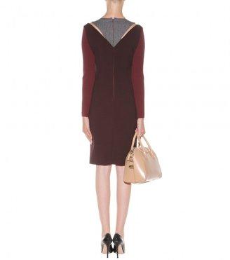 Stella McCartney WOOL-BLEND TAILORED DRESS