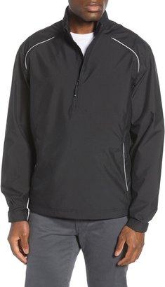 Cutter & Buck 'Weathertec Beacon' Water Resistant Half Zip Jacket