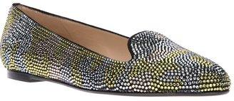 Valentino Garavani studded loafer