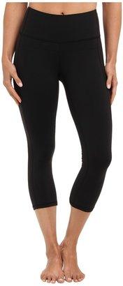 Lucy - Perfect Core Capri Legging Women's Capri $98 thestylecure.com