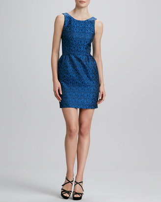 Erin Fetherston Erin by Two-Bow Back Cocktail Dress