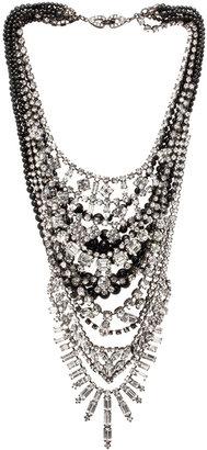 Tom Binns Grande Dame Necklace in Black