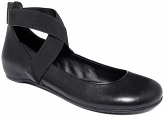 Kenneth Cole Reaction Pro-time Ballet Flats $79 thestylecure.com