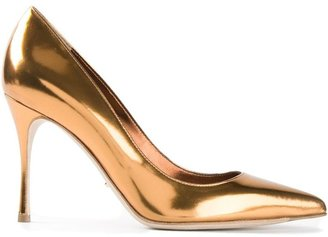 Sergio Rossi varnished pumps