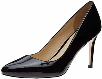 8601f635756 Cole Haan Black Pointed Toe Pumps - ShopStyle
