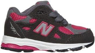 New Balance Running KJ990 Inf/Tod - Pink/Charcoal-2M