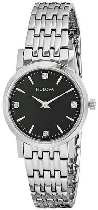 Bulova Ladies Dress - 96P148 $250 thestylecure.com