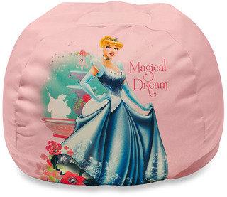 "Bed Bath & Beyond Disney® Princess 55"" Round Bean Bag"
