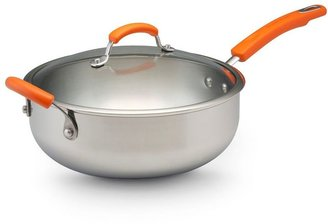 Rachael Ray 6-qt. covered chef pan