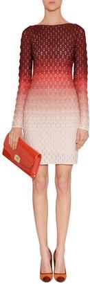 Missoni Sunset-Multi Lurex Knit Dress