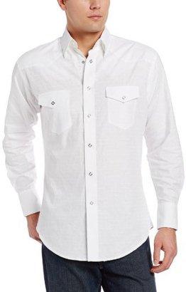 Wrangler Men's George Strait Troubadour Collection Shirt