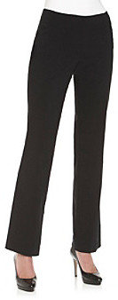 Amy Byer Fitted Pull On Bootcut Pants