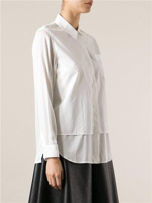 3.1 Phillip Lim Long Sleeve Layered Shirt