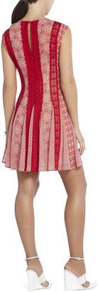 BCBGMAXAZRIA Jalena Lace Dress