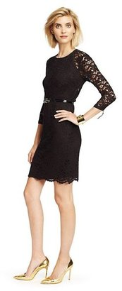 Juicy Couture Scalloped Lace Dress
