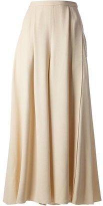 Proenza Schouler tie-fastening maxi skirt