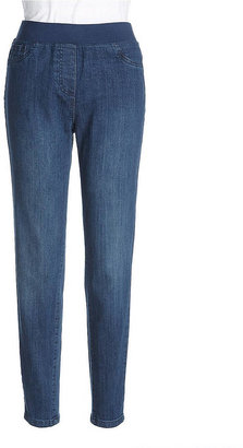 J JONES Plus Stretch Denim Leggings