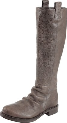 Brunello Cucinelli Flat Knee High Riding Boot