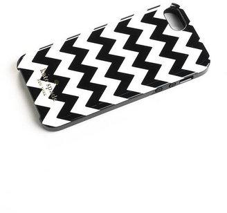 Kate Spade Chevron Stripe Hybrid Hardshell iPhone 5 Case