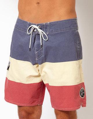 O'Neill Wide Stripe Swim Shorts