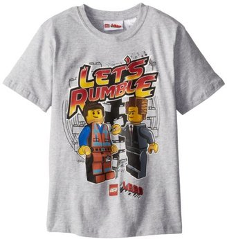 Lego Boys' Lets Rumble T-Shirt