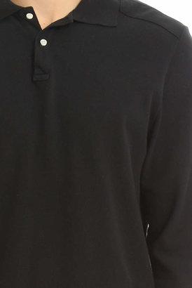 Simon Spurr Spurr by Long Sleeve Polo