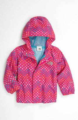The North Face 'Dottie - Tailout' Rain Jacket (Baby)