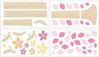 CoCaLo Baby In the Woods Removable Wall Decals