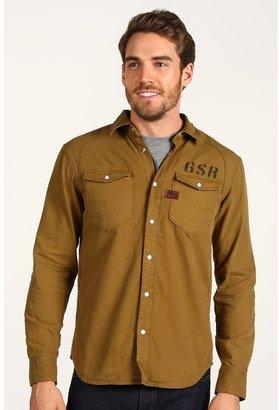 G Star G-Star - Aero Arizona L/S Shirt (Butternut) - Apparel