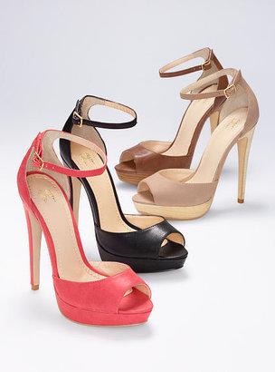PeepToe VS Collection Peep-toe Sandal