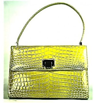 Tiffany & Co. excellent (EX Acid Green Crocodile Bag * Layaway Available*