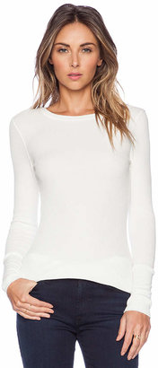 Bobi Modal Thermal Long Sleeve Tee