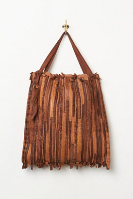 Free People Catterina Lucchi Cosmio Pieced Tote