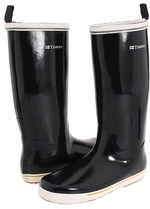 Tretorn Skerry Reslig Rubber Rain Boot (Navy 2) - Footwear