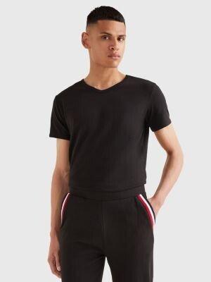 Tommy Hilfiger 3 Pack V-Neck Cotton T-Shirts