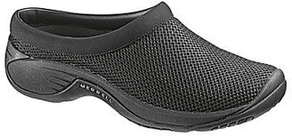 Merrell Encore Breeze 3 Leather & Mesh Slip-On Casual Shoes $90 thestylecure.com