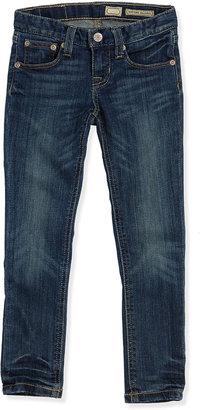 Ralph Lauren Bowery Skinny Denim Jeans, Girls' 4-6X