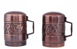 Old Dutch Antique Heritage Stovetop Salt & Pepper Shaker Set