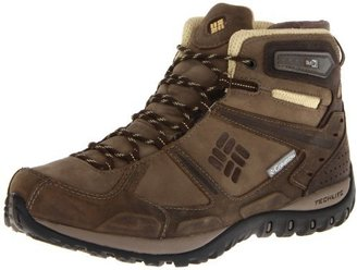 Columbia Women's Yama Mid Leather Outdry Hiking Shoe