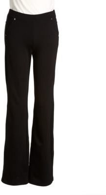 Calvin Klein Stretch Boot-Cut Leggings