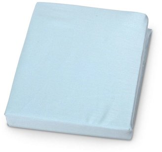 Carter's easy-fit fitted portable crib sheet