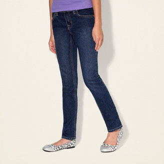 Children's Place Skinny straight jeans - china blue - plus