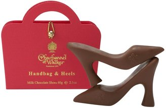 Charbonnel et Walker Milk Chocolate Handbag & Heels Set, 60g